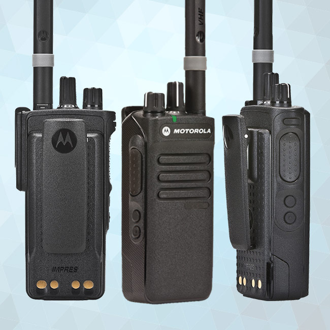 XPR3300 Portable Two-Way Radio